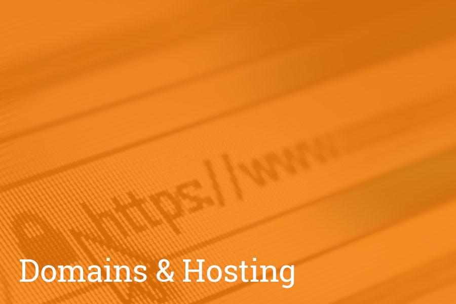 Domains und Hosting